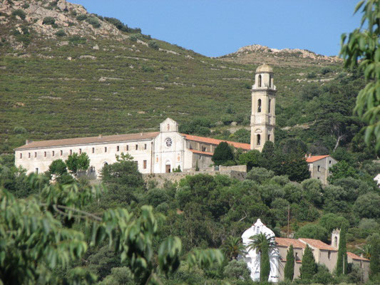 Le couvent de Corbara