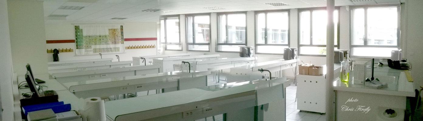 Salle spécialisée