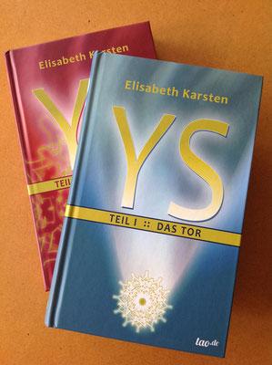 Lebendiger Meisterschlüssel als Teil der Buchcovergestaltung für YS © Susanne Barth