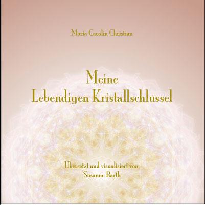 Lebendiger Meisterkristall, Cover für ein privates Booklet © Susanne Barth