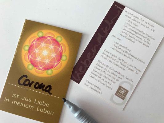 Liebendich-Karte @ Susanne Barth