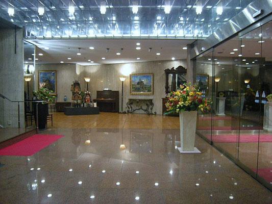 ホテルサンライフガーデン入口