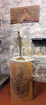 Tableaus, sculptures par FAEL  site: faelsculptures.blogpost.com
