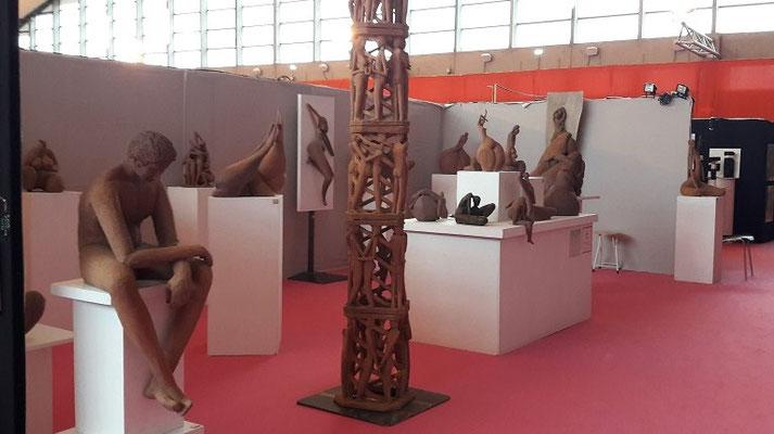 Sculpteur TOURNEBIZE Vincent       vincent.tournebize@wanadoo.fr