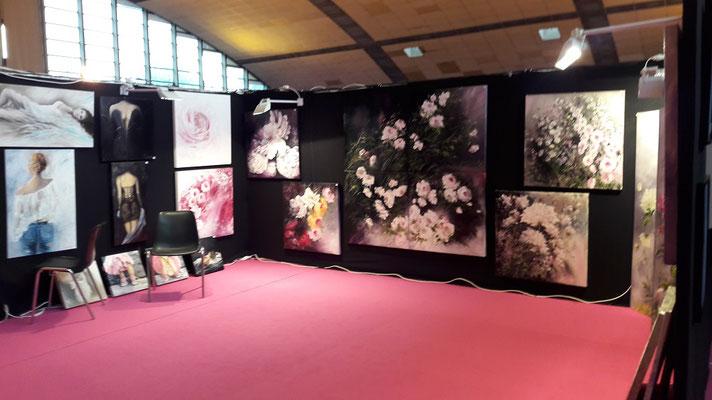 Peintre  LE BOURGEOIS BENEITEZ Fabienne     atelier.lebourgeois.beneitez@gmail.com