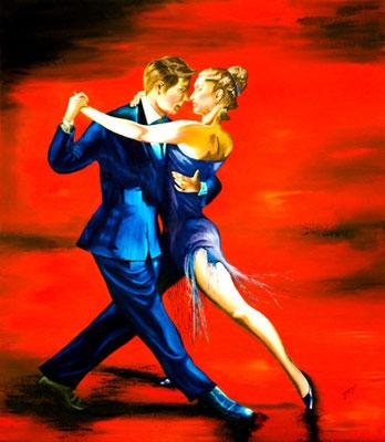 Tango Pourpre - Copyright Joel GEORGE 2010