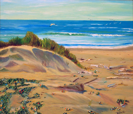 La Dune - Copyright Joel GEORGE 2010