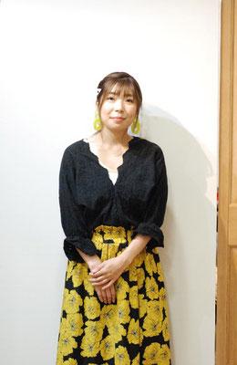 萩原 裕子(ハギワラ ユウコ)歴8年