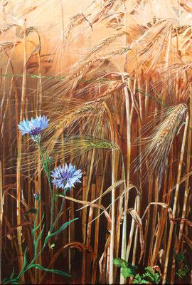 s'blaue Wunder: 40x60 cm