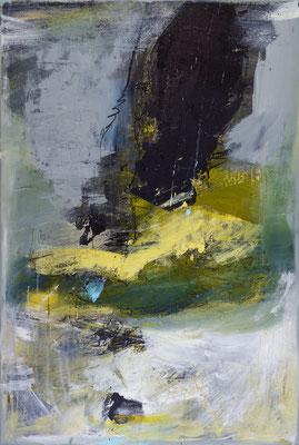 """""""Am Beispiel"""", 2019, 120 x 80 cm, Acryl auf Leinwand"""