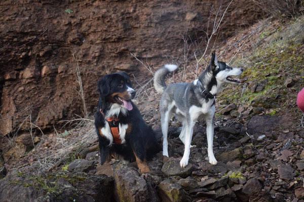Beon und sein Freund