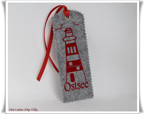 Lesezeichen, Ostsee