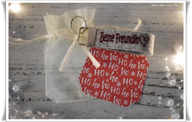Schlüsselanhänger Beste Freundin