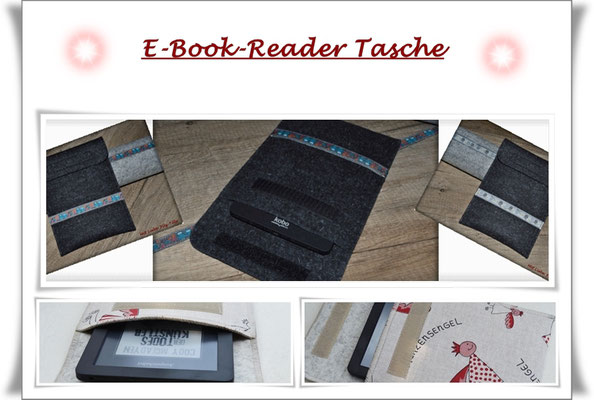 E-Book-Reader Tasche