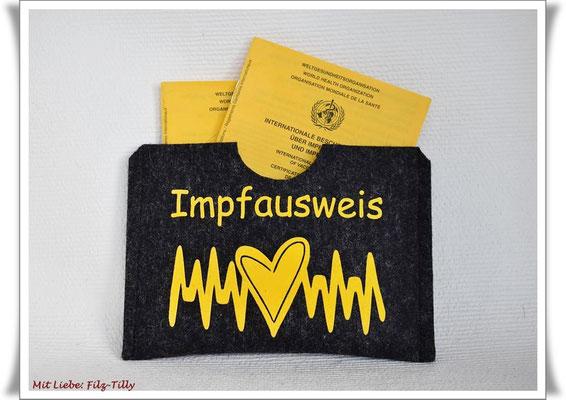 Impfpasshülle / Ruhrpott