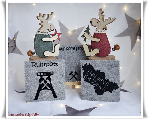 Untersetzer Ruhrpott