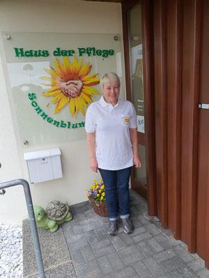 Pflegedienstleitung Ludmilla Heidt