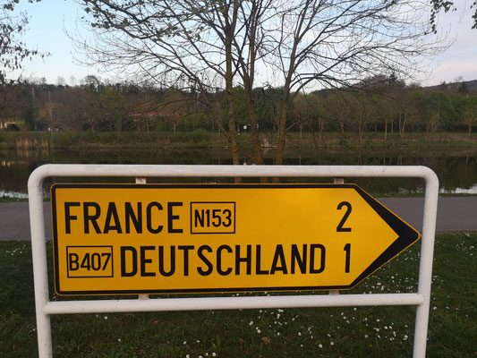 Abstecher nach Luxemburg