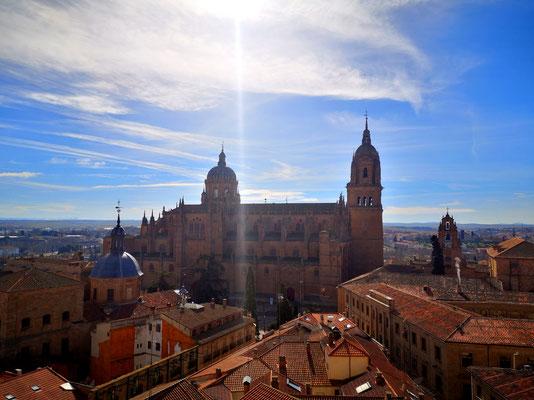 Kathedrale, Salamanca