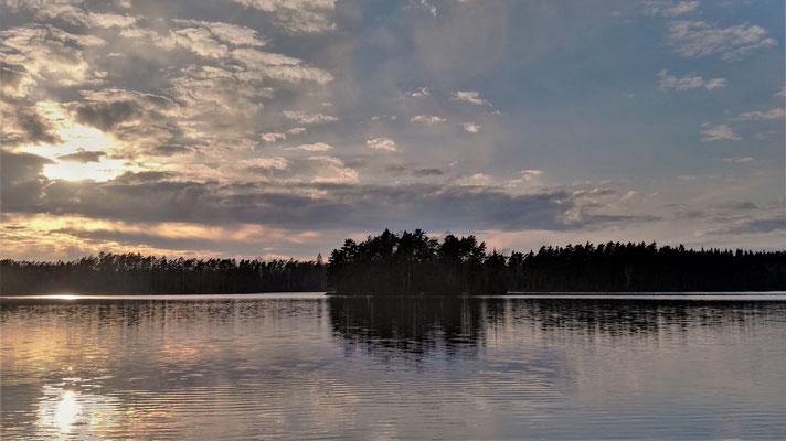 Vännesjön - Kronobergs Län