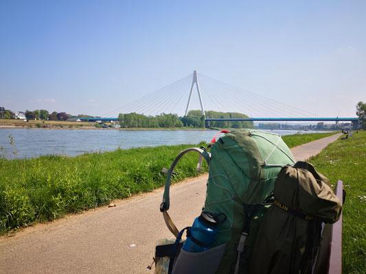 Am Rhein bei Neuwied