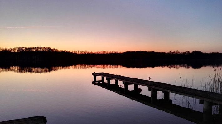 Mirower See / Mecklenburg