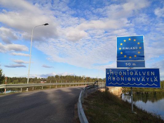 Hallo Finnland!