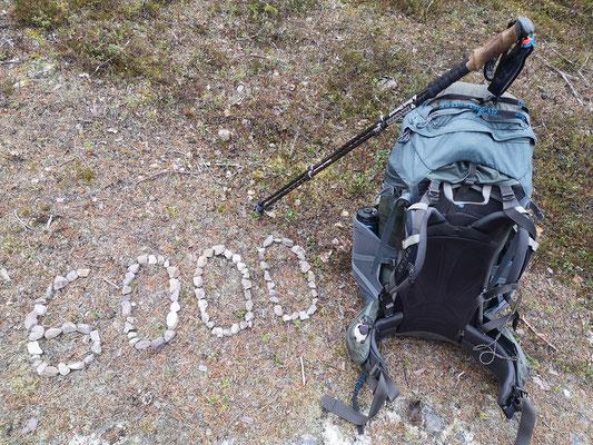 6000 km geschafft!