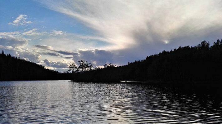 Djäknasjön, Västra Vätterleden