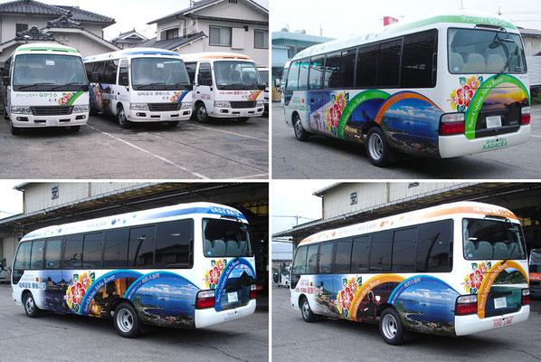 施設送迎バス