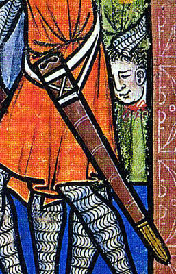 Bible de Maciejowski folio 13