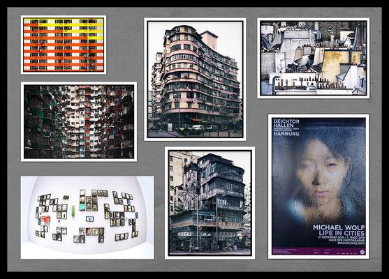 Michael Wolf Fotoausstellung, Deichtorhallen Hamburg