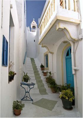 Insel Nissyros, Griechenland