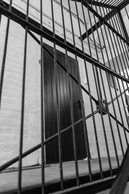Prison du château Edimbourg