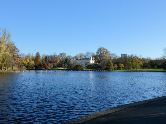 Londres Regen's park