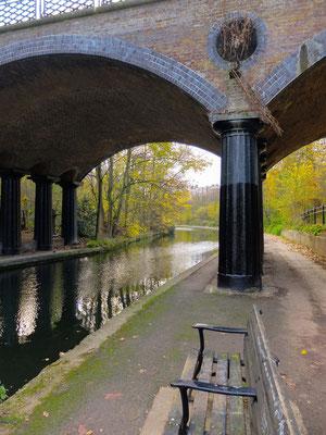Londres - les canaux