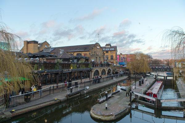 Londres - Camden Lock Market