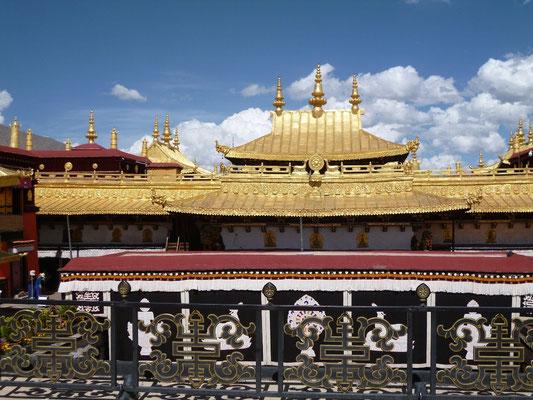 ジョガン寺 世界遺産です
