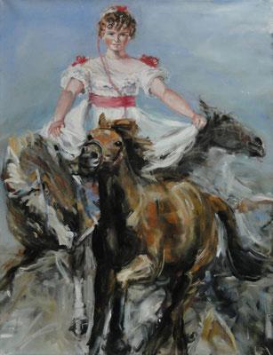 - huile sur toile - 150 x 10o cm - 2016