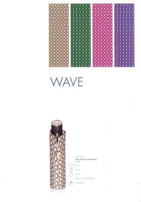 730165W Clip Carbon Auto Wave