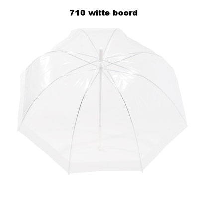 710 koepel met boord in het wit