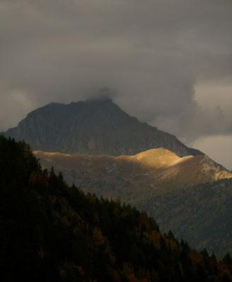 Depuis Finhaut, Valais