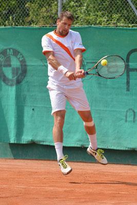 Marco Chuidineli vainqueur cp Davis 2014 TC Le Mail 2015