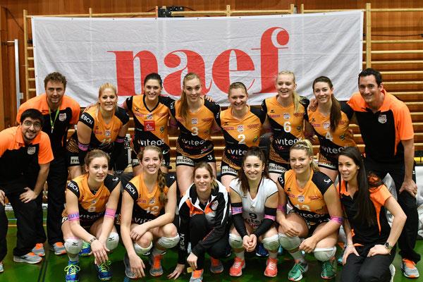 Equipe Nuc saison 2016-2017