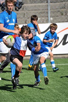 Ecoles de Rugby, La Chaux-de-Fonds, 2012