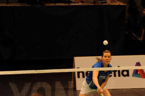 Sabrina Jaquet Championne Suisse 2014
