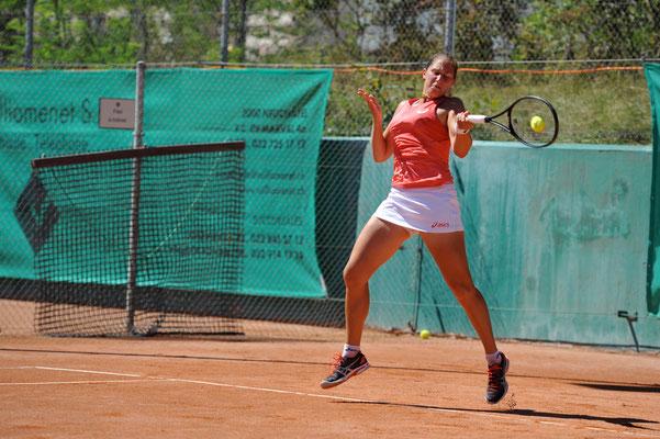 Claire Feuerstein France  WTA 149 (août 2013) TC Stade Lausanne