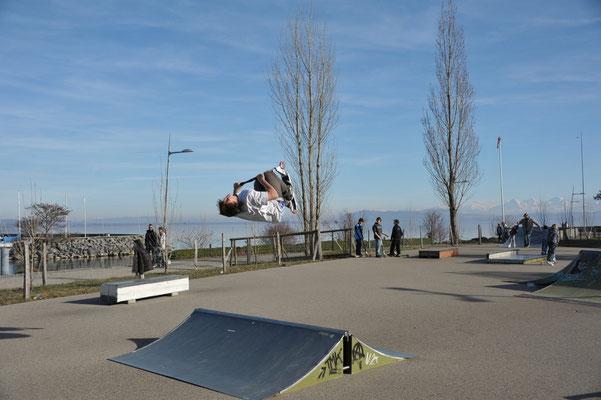 Esplanade, Nid du Crôt, Neuchâtel