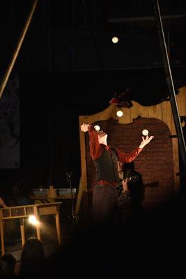 Cirque Rouqges, Sodade