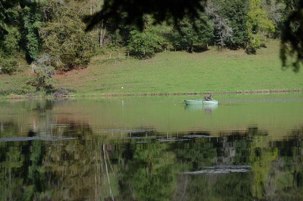 La pêche à Biaufond